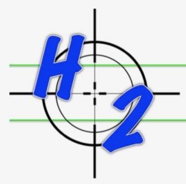 H2 Plumbing Logo