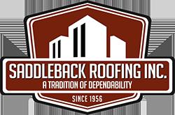 Saddleback Roofing Logo