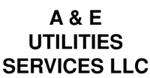 A & E Utilities Services LLC-logo