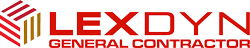 Lexdyn General Contractor Logo