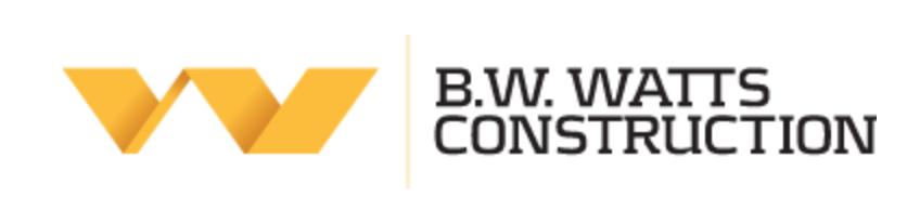 B.W. Watts Construction-logo