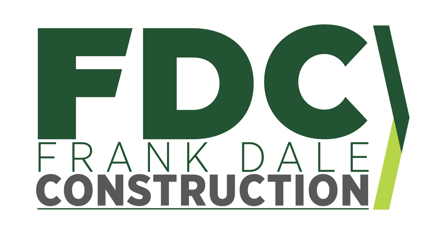Frank Dale Construction-logo