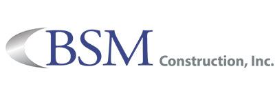 BSM Construction Inc Logo