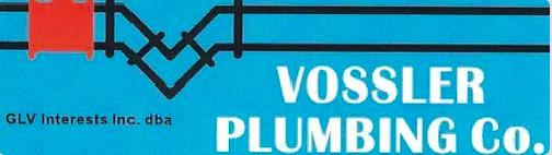 Vossler Plumbing Company Logo