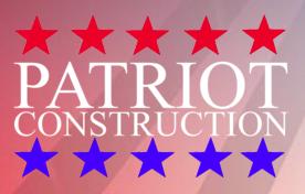 Patriot Construction (CA)-logo