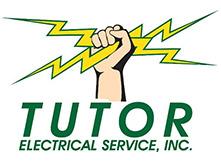 Tutor Electrical Service Logo