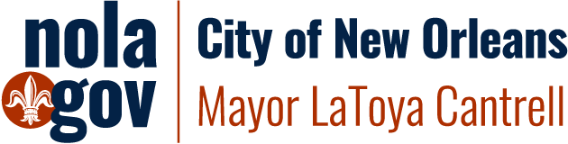 City of New Orleans (LA) Logo