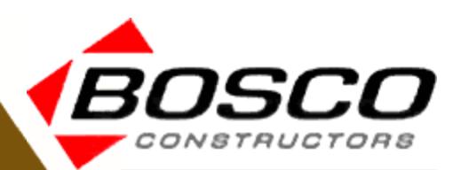 Bosco Constructors (CO) Logo