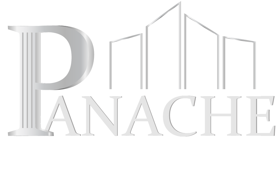 Panache Development & Construction Logo