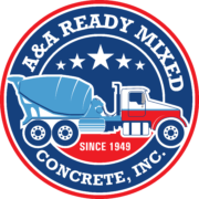 A & A Ready Mixed Concrete-logo