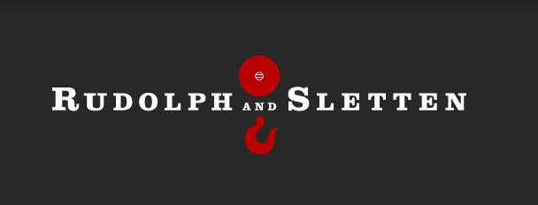 Rudolph and Sletten Inc Logo