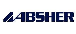 Absher Construction-logo