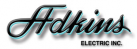Adkins Electric Inc.-logo