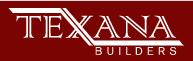 Texana Builders Logo