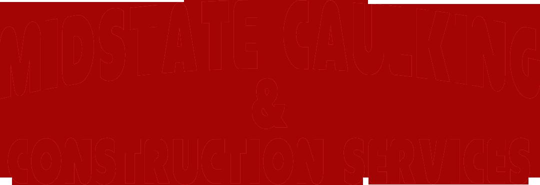 Midstate Caulking & Construction Services Logo