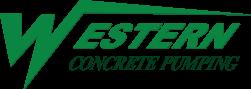 Western Concrete Pumping, Inc Logo