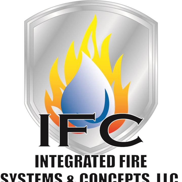 IFC Integrated Fire Systems & Concepts Logo