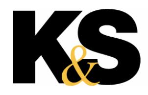 Kunzik & Sara Construction Logo