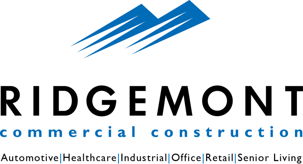 Ridgemont Commercial Construction Logo