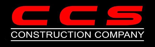 Ccs Construction Company Logo