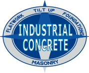 Industrial Concrete (FL) Logo