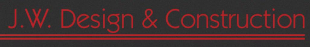 JW Design & Construction Logo