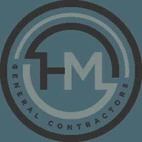 HM General Contractors Logo