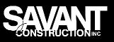 Savant Construction Logo