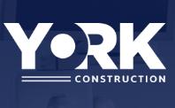 York Construction Inc-logo