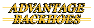 Advantage Backhoes-logo