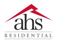 AHS Residential-logo