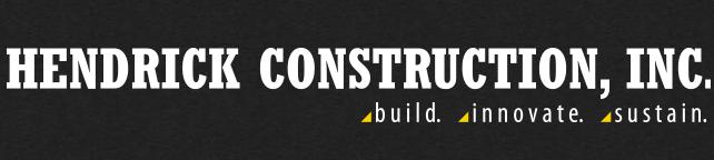 Hendrick Construction Inc-logo