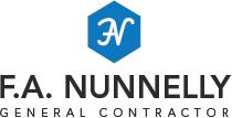 FA Nunnelly General Contractor Logo