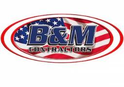 B And M Contractors-logo