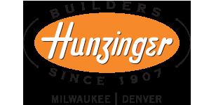 Hunzinger Construction Company Logo