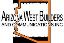 Arizona West Builders And Communications-logo