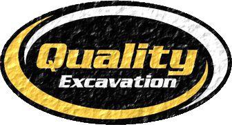 Quality Excavation Logo