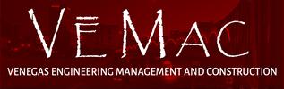 Venegas Engineering Management and Construction Inc. (VEMAC)-logo