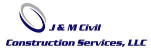 J & M Civil Construction Services-logo