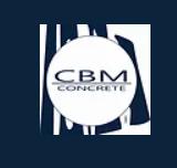 CBM Concrete Logo