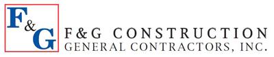 F & G Construction General Contractors-logo