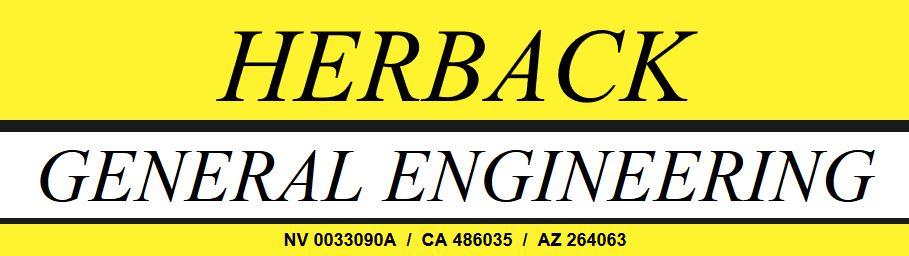 Herback General Engineering (NV) Logo