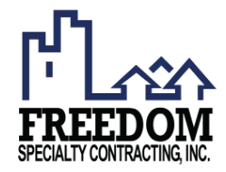 Freedom Specialty Contracting-logo