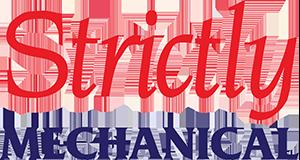 Strictly Mechanical Logo