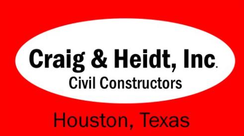 Craig & Heidt Inc. Logo