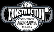 CRM Construction Inc. Logo