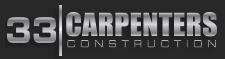 33 Carpenters Construction-logo