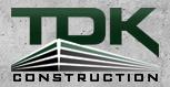 TDK Construction Company (TX) Logo