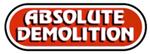 Absolute Demolition Inc. Logo