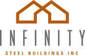 Infinity Steel Buildings Logo